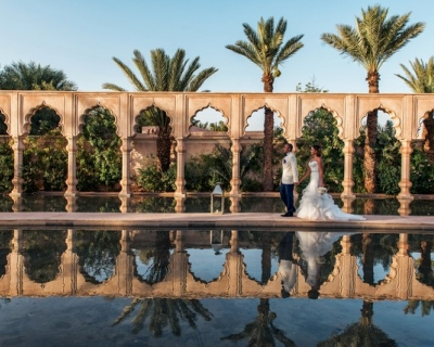 Shooting wedding Marrakech